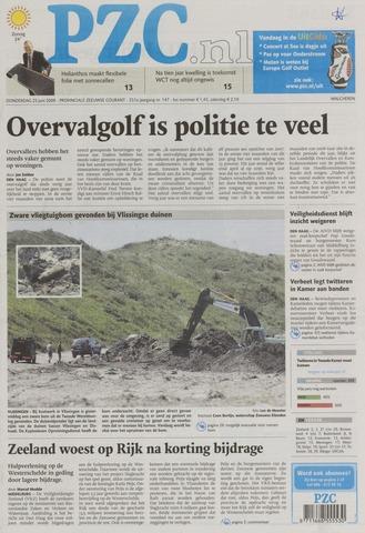 Provinciale Zeeuwse Courant 2009-06-25