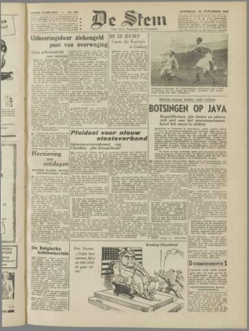 de Stem 1946-11-30