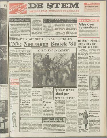 de Stem 1978-08-29