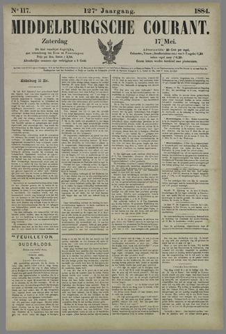 Middelburgsche Courant 1884-05-17
