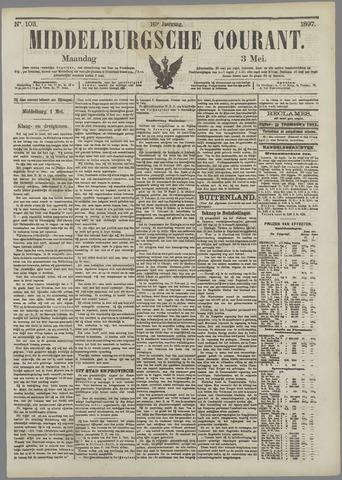 Middelburgsche Courant 1897-05-03