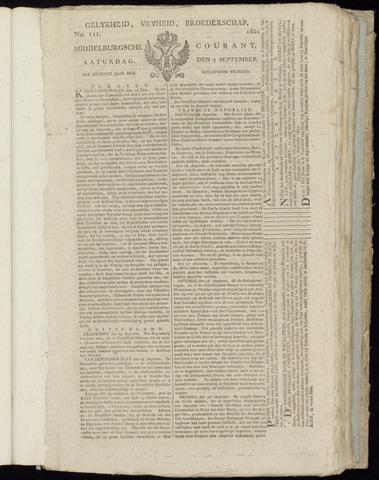 Middelburgsche Courant 1801-09-05