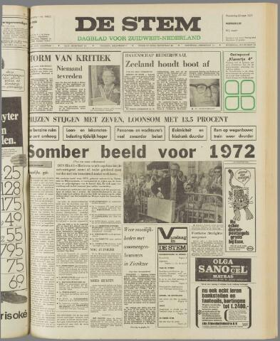 de Stem 1971-09-22