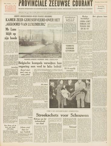 Provinciale Zeeuwse Courant 1966-02-02