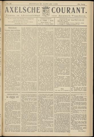 Axelsche Courant 1930-01-21