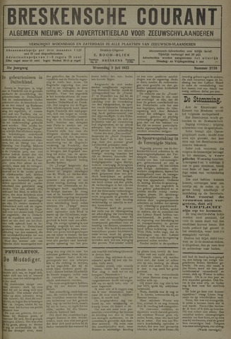 Breskensche Courant 1922-07-05