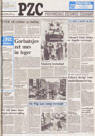 Provinciale Zeeuwse Courant 1988-12-05