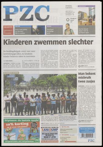 Provinciale Zeeuwse Courant 2013-07-09