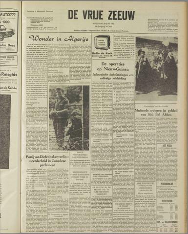 de Vrije Zeeuw 1962-06-20