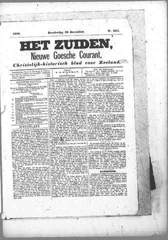 Nieuwe Goessche Courant 1880-12-30