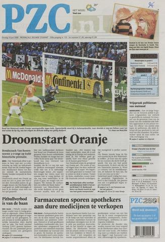 Provinciale Zeeuwse Courant 2008-06-10