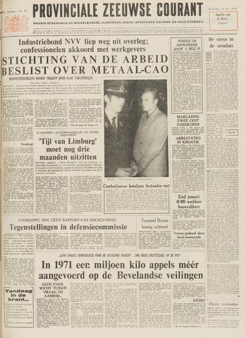 Provinciale Zeeuwse Courant 1972-01-13