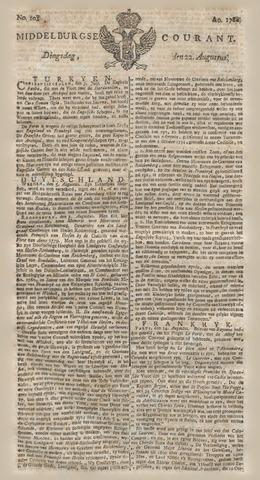 Middelburgsche Courant 1780-08-22