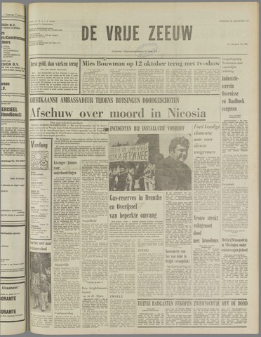 de Vrije Zeeuw 1974-08-20