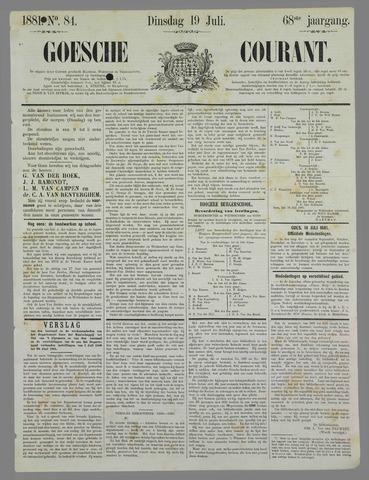 Goessche Courant 1881-07-19