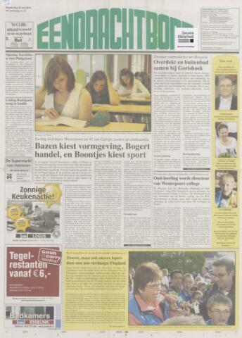 Eendrachtbode (1945-heden)/Mededeelingenblad voor het eiland Tholen (1944/45) 2010-05-20