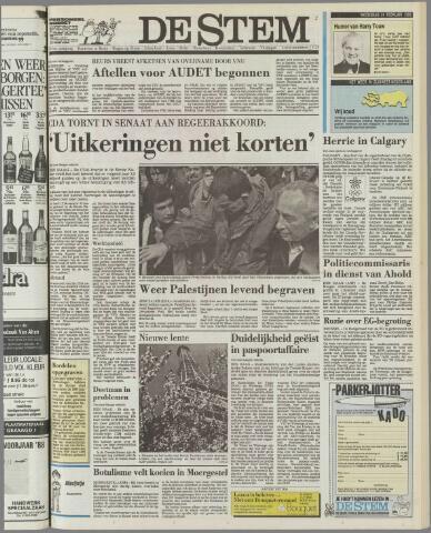 de Stem 1988-02-24