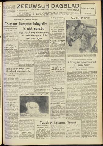Zeeuwsch Dagblad 1955-03-10