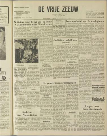 de Vrije Zeeuw 1962-01-23