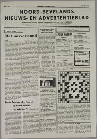 Noord-Bevelands Nieuws- en advertentieblad 1985-12-12