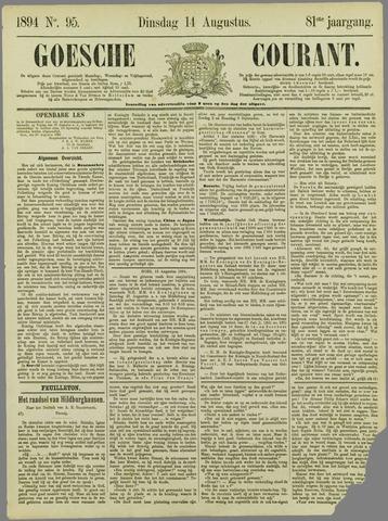 Goessche Courant 1894-08-14