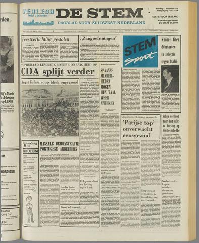 de Stem 1975-11-17