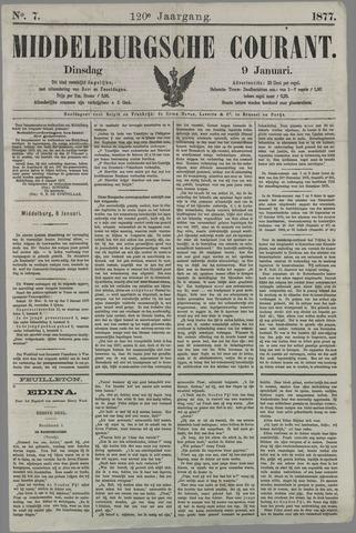 Middelburgsche Courant 1877-01-09