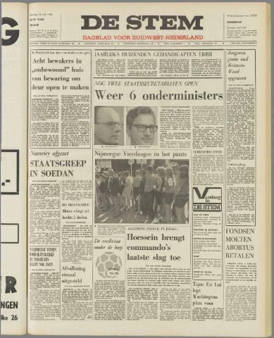 de Stem 1971-07-20