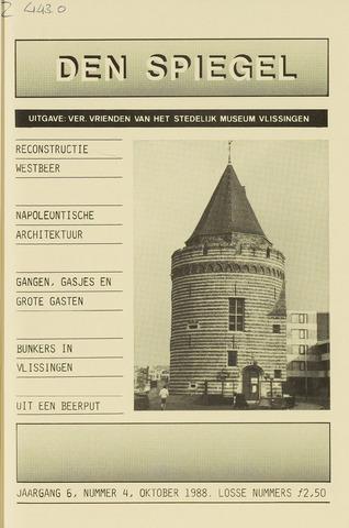 Den Spiegel 1988-10-01