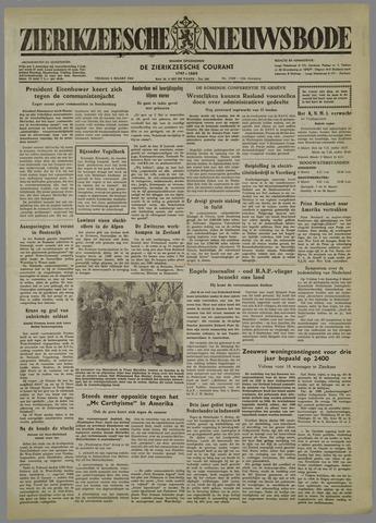 Zierikzeesche Nieuwsbode 1954-03-05