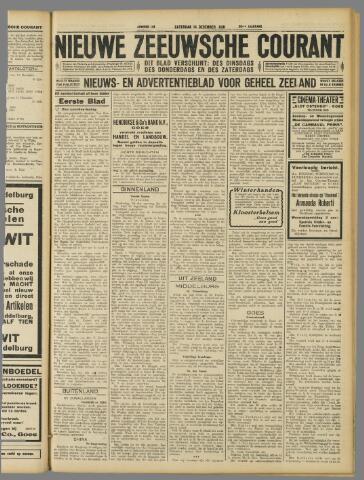 Nieuwe Zeeuwsche Courant 1929-12-14
