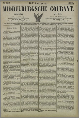 Middelburgsche Courant 1884-05-24