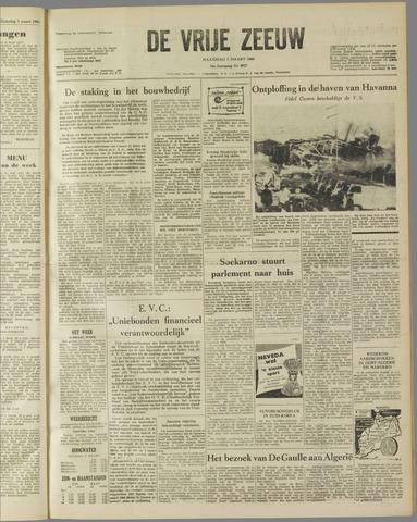 de Vrije Zeeuw 1960-03-07