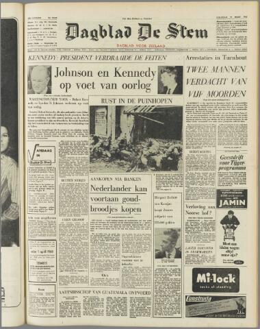 de Stem 1968-03-19