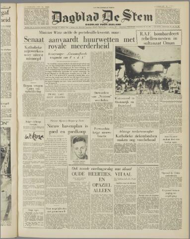 de Stem 1957-07-25