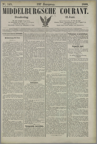 Middelburgsche Courant 1888-06-21