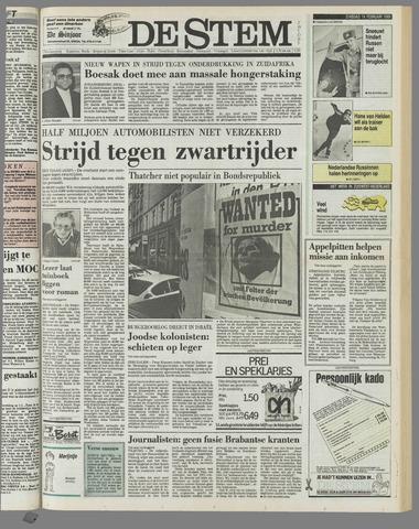 de Stem 1989-02-14