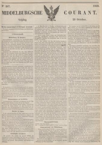 Middelburgsche Courant 1869-10-29