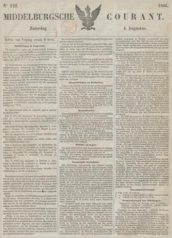 Middelburgsche Courant 1866-08-04