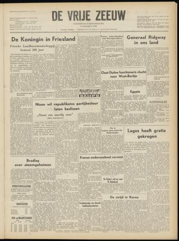 de Vrije Zeeuw 1952-09-25