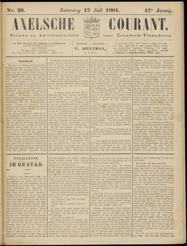 Axelsche Courant 1901-07-13