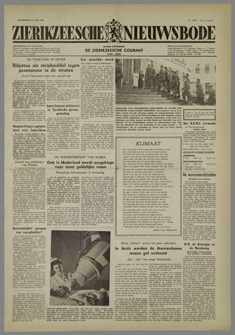 Zierikzeesche Nieuwsbode 1954-07-08