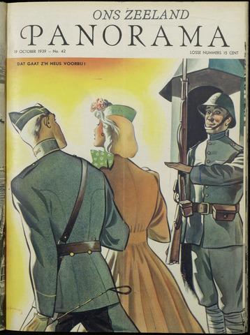 Ons Zeeland / Zeeuwsche editie 1939-10-19