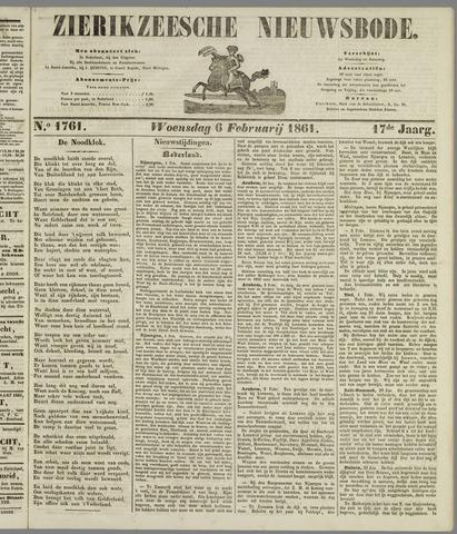 Zierikzeesche Nieuwsbode 1861-02-06