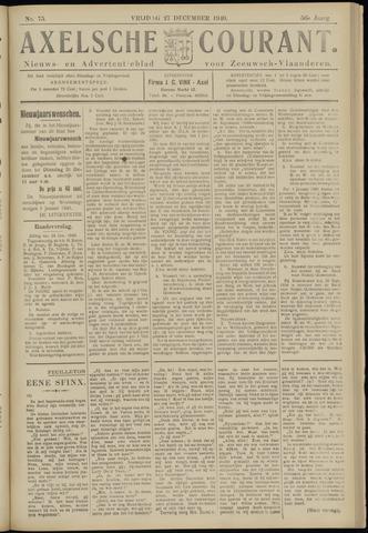 Axelsche Courant 1940-12-27