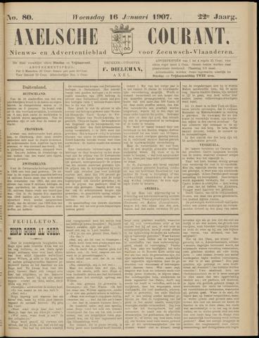 Axelsche Courant 1907-01-16