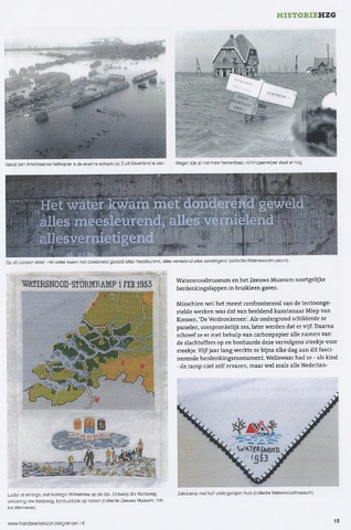 Watersnood documentatie 1953 - diversen 2011-12-31