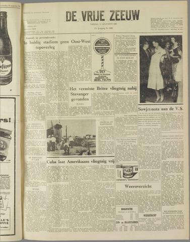 de Vrije Zeeuw 1961-08-11