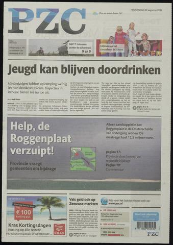 Provinciale Zeeuwse Courant 2014-08-20