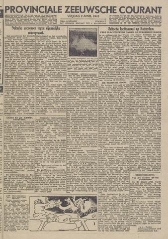 Provinciale Zeeuwse Courant 1943-04-02
